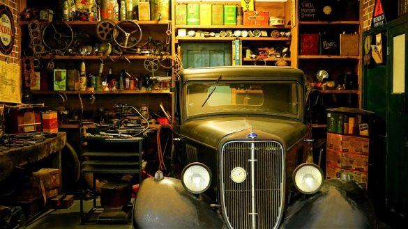 best way to heat a garage